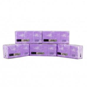 Fazzolettini Mini 4 Veli Pura Cellulosa - nr. 5 conf. da 6 pacchetti