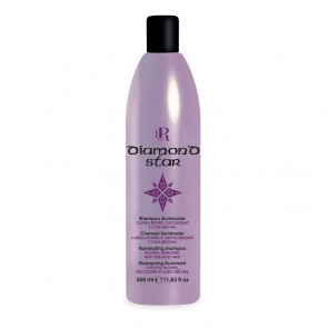 Shampoo Illuminante Diamond Star - 350 ml - RR Real Star