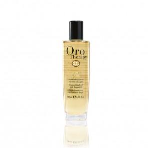 Fluido Illuminante Con Olio Di Argan - 100 ml - Oro - Oro Therapy