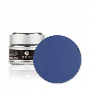 Gel unghie blu di prussia - Color n. 71 - Mediterranea - Ebrand Nails - ml. 5