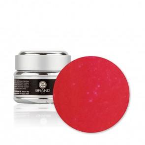 Gel unghie rosso fragola n. 87 - Malizia - Ebrand Nails - ml. 5