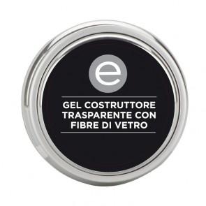 Gel Monofasico Trasparente con Fibre di Vetro ml. 30 - Ebrand Nails