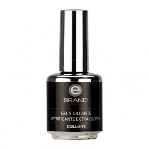 "Gel Sigillante Vetrificante ""Extra Glossy"" - Ebrand Nails  ml. 15"