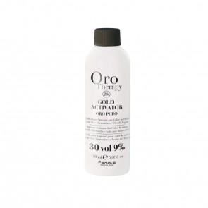 Acqua Ossigenata Gold Activator 30 Vol. - 9 % Oro Puro - 150 ml