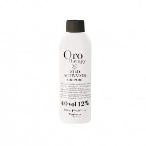 Acqua Ossigenata Gold Activator 40 Vol. - 12 % Oro Puro - 150 ml