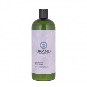 Purifying Shampoo 1000 ml, Ebrand Pro Hair