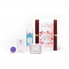 "Idea Regalo ""Pelle Delicata - Ebrand love Box"""