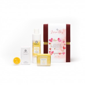 "Idea Regalo ""Pelle Pura - Ebrand love Box"""