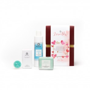 "Idea Regalo ""Pelle Vellutata - Ebrand love Box"""