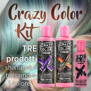 Starter Kit Crazy Color