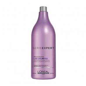 Shampoo Liss Unlimited, L'Oreal, 1500 ml
