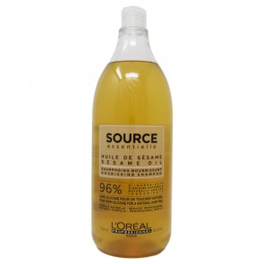 Nourishing Shampoo Source Essentielle, L'Oreal, 1500 ml