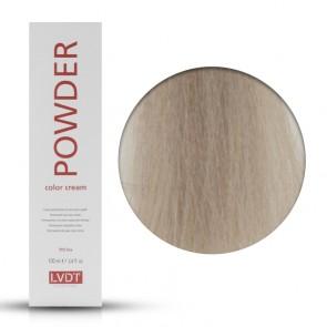 Crema Colorante Permanente 10.1 Biondo Platino Cenere 100 ml - Powder LVDT