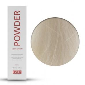 Crema Colorante Permanente 111 Golden Powder Cenere 100 ml - Powder LVDT