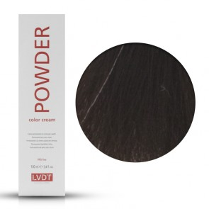 Crema Colorante Permanente 4.3 Castano Dorato 100 ml - Powder LVDT
