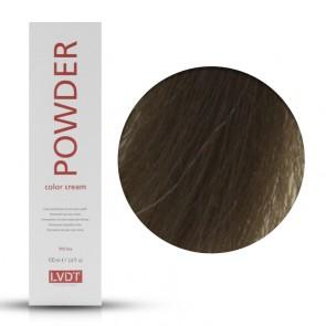 Crema Colorante Permanente 6.0 Biondo Scuro Luminoso 100 ml - Powder LVDT