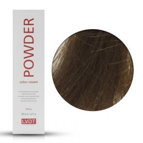 Crema Colorante Permanente 6.3 Biondo Scuro Dorato 100 ml - Powder LVDT