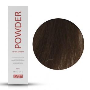 Crema Colorante Permanente 6.33 Biondo Scuro Dorato Intenso 100 ml - Powder LVDT