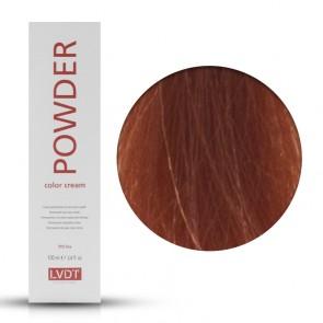 Crema Colorante Permanente 6.44 Biondo Scuro Rame Intenso 100 ml - Powder LVDT