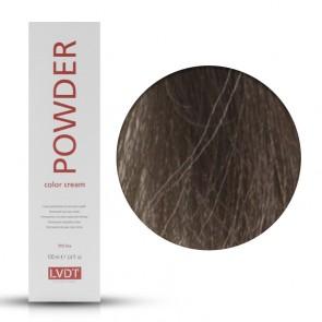 Crema Colorante Permanente 6 Biondo Scuro 100 ml - Powder LVDT