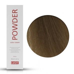 Crema Colorante Permanente 7.0 Biondo Luminoso 100 ml - Powder LVDT
