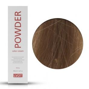 Crema Colorante Permanente 8.13 Biondo Chiaro Sabbia 100 ml - Powder LVDT