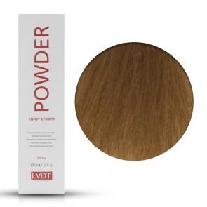 Crema Colorante Permanente 8.33 Biondo Chiaro Dorato Intenso 100 ml - Powder LVDT