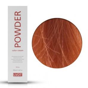 Crema Colorante Permanente 8.44 Biondo Chiaro Rame Intenso 100 ml - Powder LVDT