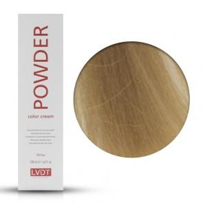 Crema Colorante Permanente 9.0 Biondo Chiarissimo Luminoso 100 ml - Powder LVDT