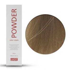 Crema Colorante Permanente 9 Biondo Chiarissimo 100 ml - Powder LVDT