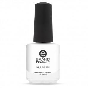 Smalto Classico Bianco Gesso - Chiara nr. 1 - Evo Nails ml. 15