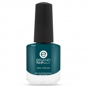 Smalto Classico Verde Petrolio Brillante - Deep Sea nr. 33 - Evo Nails ml. 15