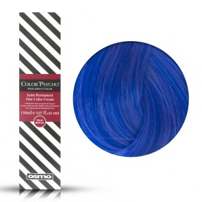 Osmo Color Psycho Wild Cobalt, Colorazione Semi Permanente In Crema Cobalto, 150 ml