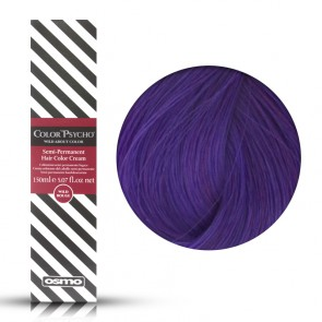 Osmo Color Psycho Wild Purple, Colorazione Semi Permanente In Crema Porpora, 150 ml