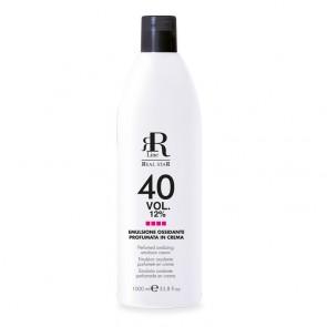 Emulsione Ossidante Profumata in Crema 40 Vol. 12% - RR Real Star - 1000 ml