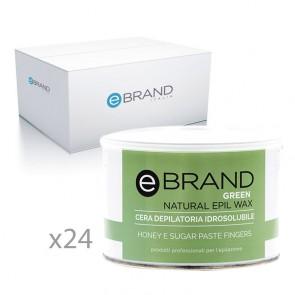 cera-depilatoria-idrosolubile-pasta-di-zucchero-ebrand-500-gr