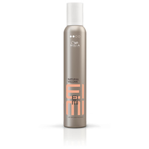 Styling Mousse Volumizzante Effetto Naturale Capelli, Wella Eimi Natural Volume 300 ml