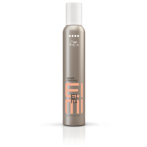 Styling Mousse Extra Forte Capelli, Wella Eimi Shape Control 300 ml