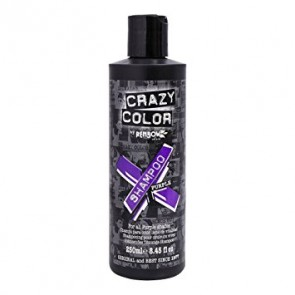 Vibrant Color Shampoo Purple - 250 ml - Crazy Color
