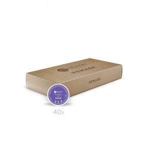 Refill 40 Maschere Monouso in Capsula Calm, Remask by Ebrand Cosmetics