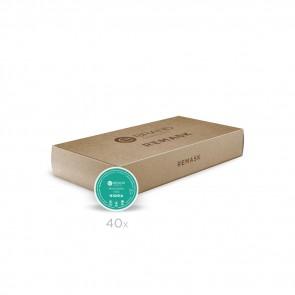 Refill 40 Maschere Monouso in Capsula Hidra, Remask by Ebrand Cosmetics