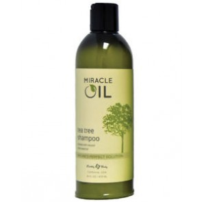 Miracle Oil Shampoo, Cute Secca, 473 ml