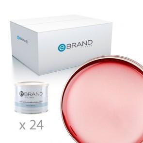 Cera Depilatoria Micromica alla Melissa - Liposolubile -  Ebrand - Conf. 24 -  € 2,63  Cad