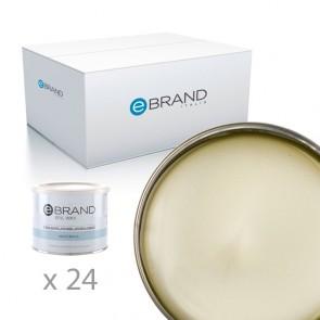 Cera Depilatoria Micromica Bianca - Liposolubile -  Ebrand - Conf. 24 -  € 2,63  Cad