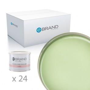 Cera Depilatoria Titanio Aloe Vera - Liposolubile -  Ebrand - Conf. 24 -  € 2,63  Cad