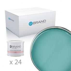 Cera Depilatoria Titanio Talco - Liposolubile -  Ebrand - Conf. 24 -  € 2,63  Cad