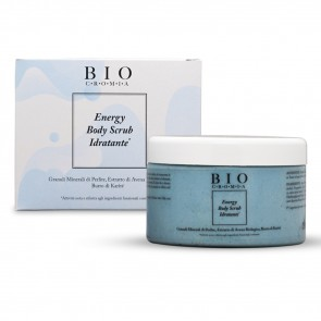 Energy Body Scrub Idratante Blu, 220 g, Biocromia Advance Pro