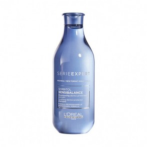 Shampoo Sensi Balance, L'Oreal, 300 ml