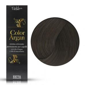 Crema Colorante Permanente Color Argan 4 Castano - 120 ml
