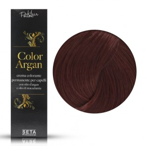 Crema Colorante Permanente - Color Argan -  6.66 Rosso Rubino - 120 ml